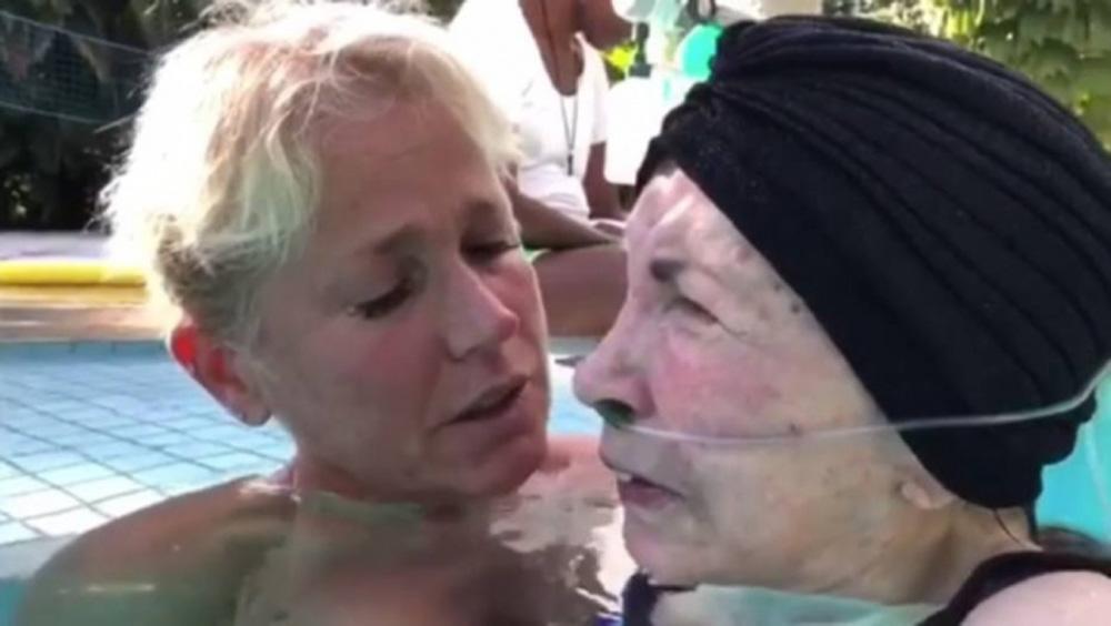 'Daria alguns anos de vida para vê-la sem dor', diz Xuxa ...